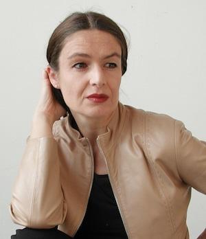 Lesung mit Sabine Gruber im Raum Salmgasse