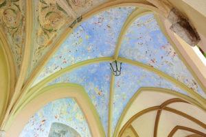 Pfarrkirche Schwaz in Tirol, 1996 gestaltet von Andrea Bischof